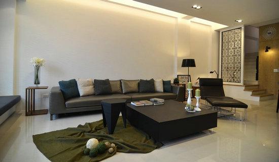 装修助手 畅享单身居家空间 复式楼装修效果图