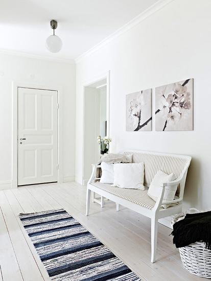 居室的点睛功效 赏进门玄关装修效果图