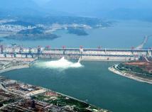 1994年三峡工程正式开工