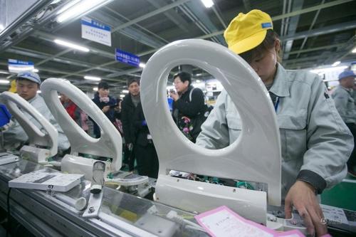 日本品牌智能马桶盖都是这样在中国生产的