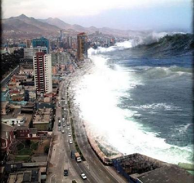 2004年,印度洋海啸袭击了太平洋沿岸14个国家,超过23万人死亡.