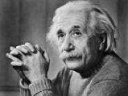 1955年爱因斯坦逝世