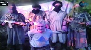 视频 人质/极端组织发布斩首视频